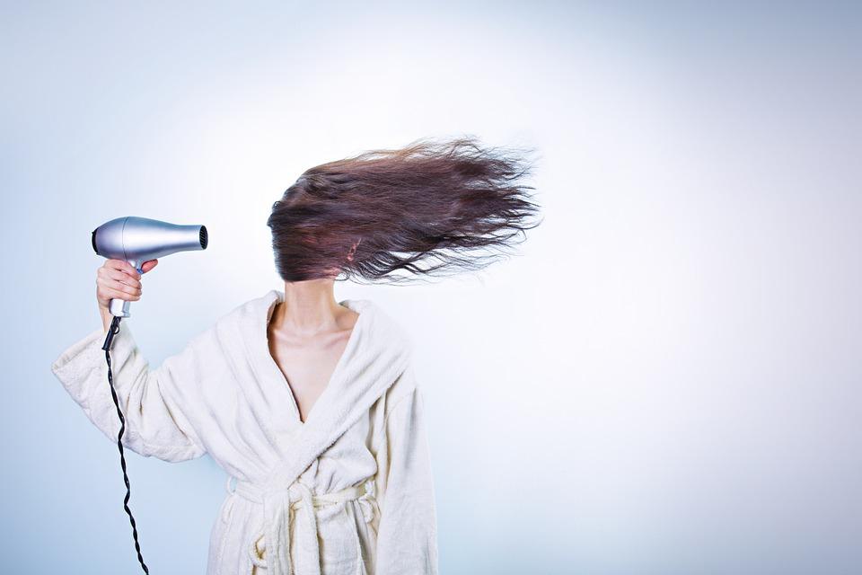 Recette pour cheveux déshydratés